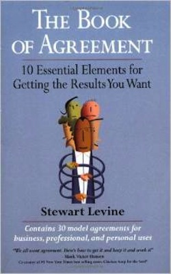 The Book of Agreement - Stewart Levine