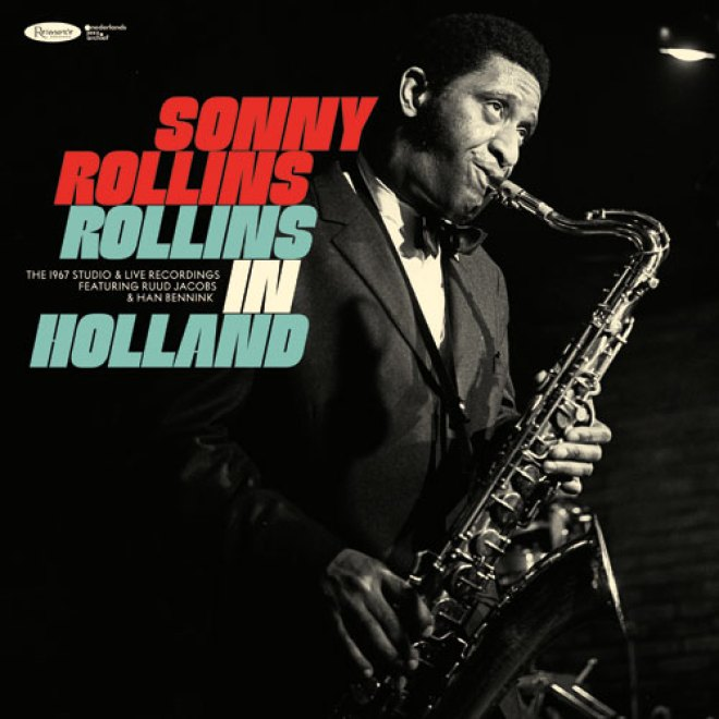 Sonny Rollins Rollins in Holland | Resonance Records