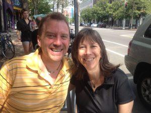 Ken & Tara Rodden Robinson