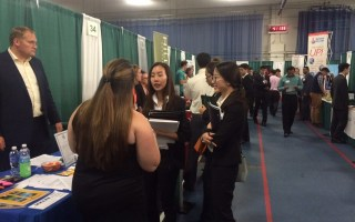Job Fair Participants