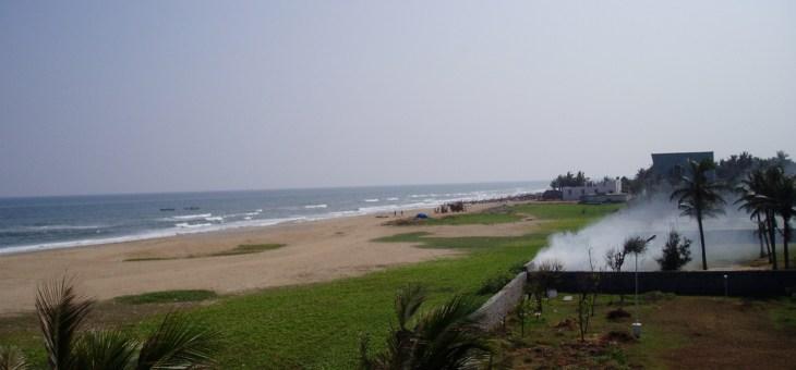 Chennai – Nyårsafton