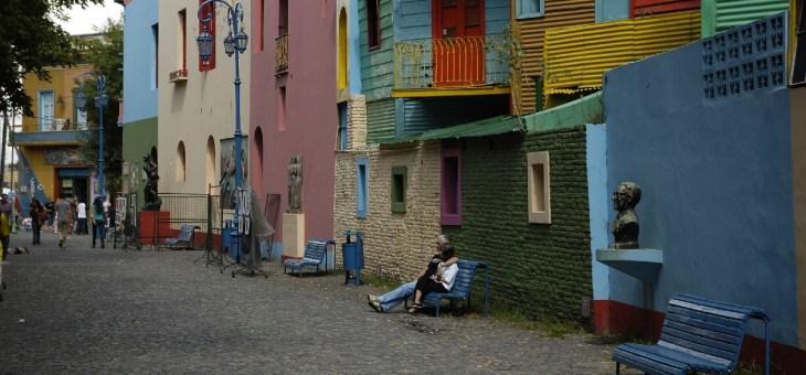 En rundtur i Buenos Aires