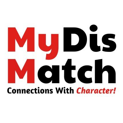 MyDisMatchVerticalCharacter