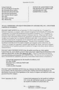 leisurelink-letter