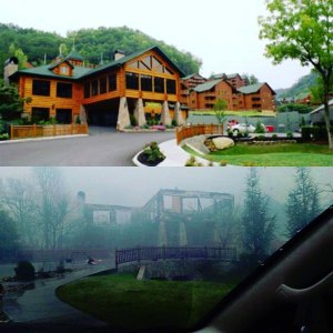 Before and After Westgate Resorts - #Gatlingburg Fire WBIR Channel 10 Reported - http://ow.ly/P6DE306DNXh