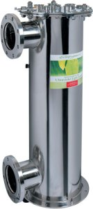 Sentry Aqua Guard UV lights are a secondary treatment to inactivate pathogen and combat chloramines.