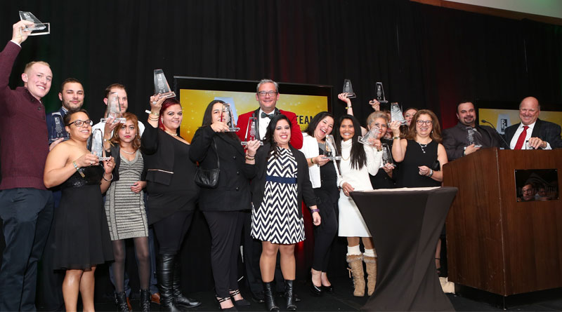 Breckenridge Grand Vacations Celebrates Employee Success at Annual Party