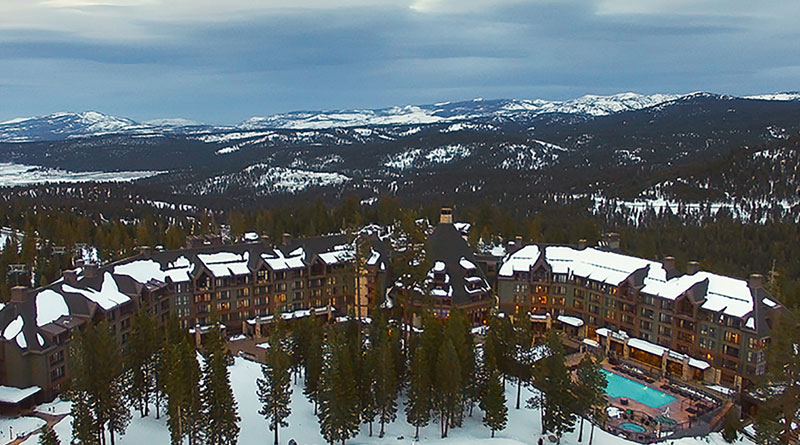 Let It Snow! Marriott International's Mountain Hotels Welcome Guests with Fresh Powder