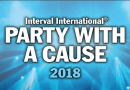 Interval International's 2018 Part with a Cause