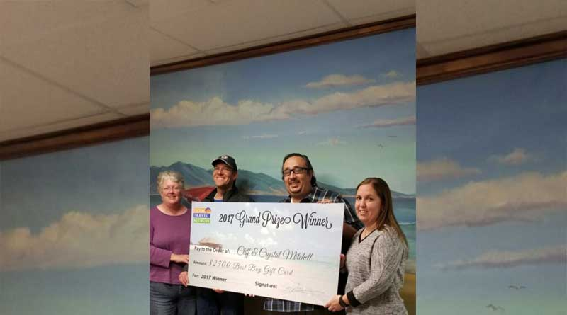Utah Couple Wins Global Travel Network Grand Prize