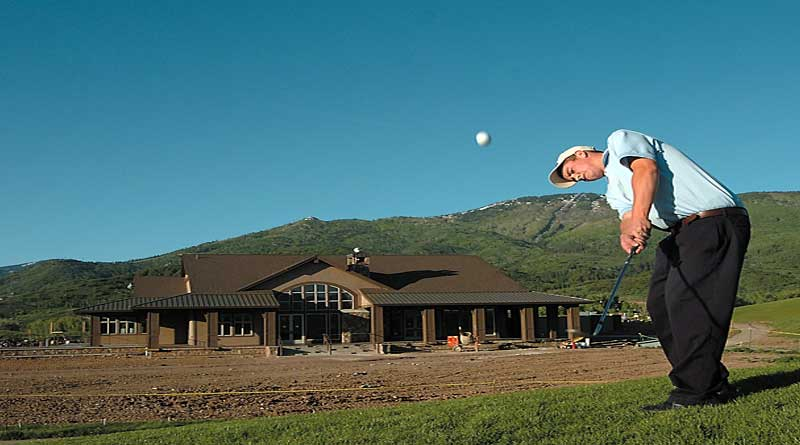 Give the gift of golf at 16 different Colorado courses