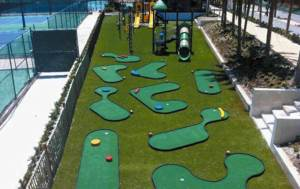 Adventure Golf Services