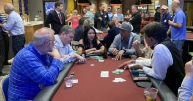 TrackResults' 6th Annual Poker Tournament