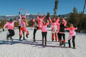 Breast cancer Awareness Breckenridge Grand Vacations