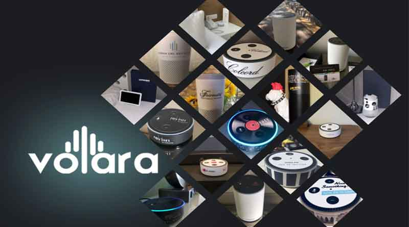 Volara voice-based solutions for the hospitality industry