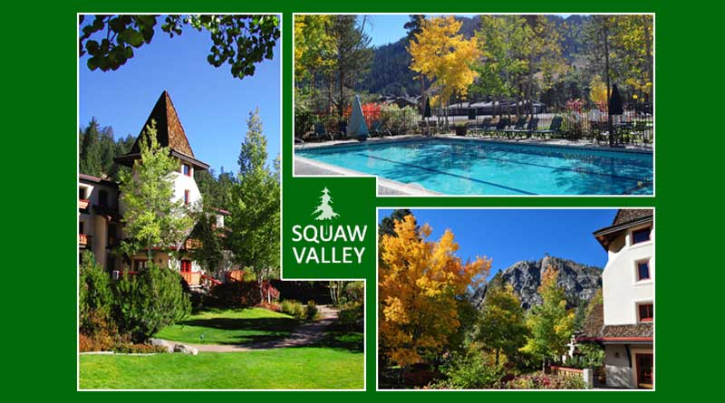 Red Wolf Lakeside Lodge and Red Wolf Lodge at Squaw Valley
