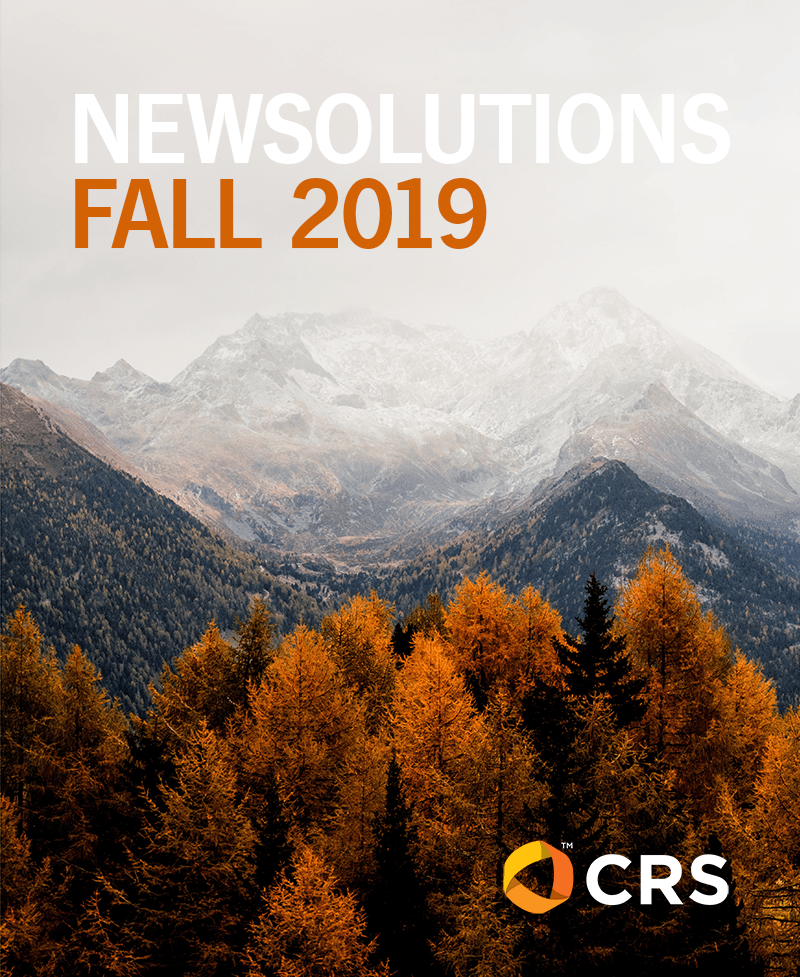 CRS NewSolutions (Fall/Winter 2019)