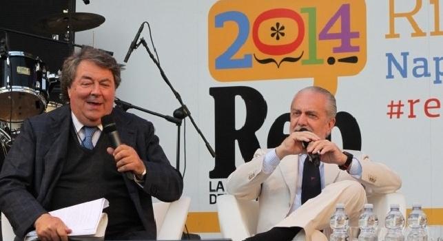 Antonio Corbo and De Laurentiis, Republic
