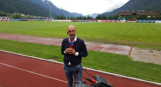 Sky, Modugno: It could be Mertens and Lozano's game, I'll explain why. Ghoulam? He was the strongest, just to recover the condition