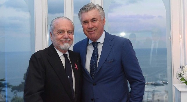 De Laurentiis-Ancelotti, comparison after the game. Journal: the president expressed regret after a mediocre performance, Naples held hostage by two things