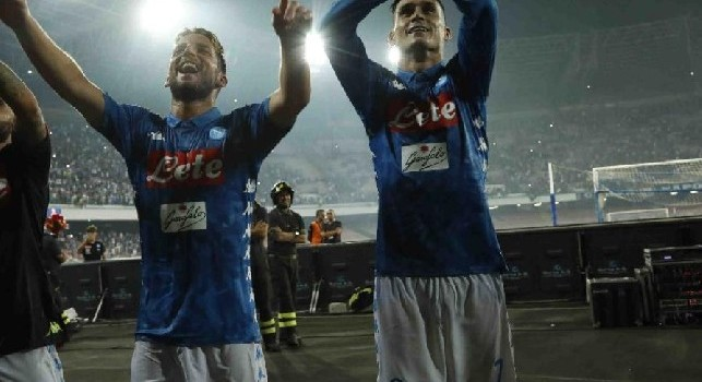 Il Mattino - Mertens and Callejon, their farewells seem increasingly obvious: they could leave for China by February
