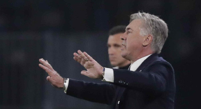 Il Mattino - Ancelotti remains neutral and tries to reassemble the group: the technician asked his team for peace of mind