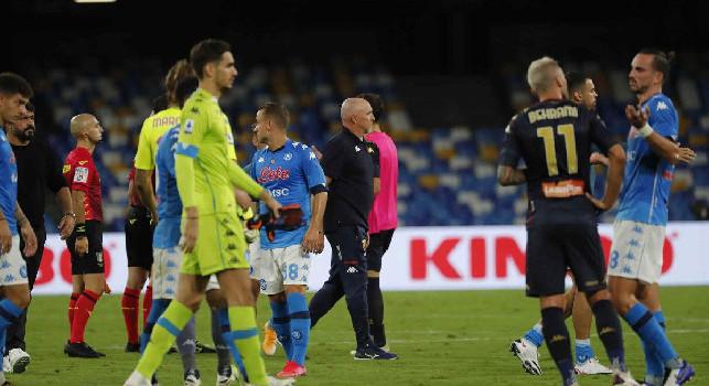 Incredibile Genoa, positivi al coronavirus 14 tesserati tra calciatori e staff