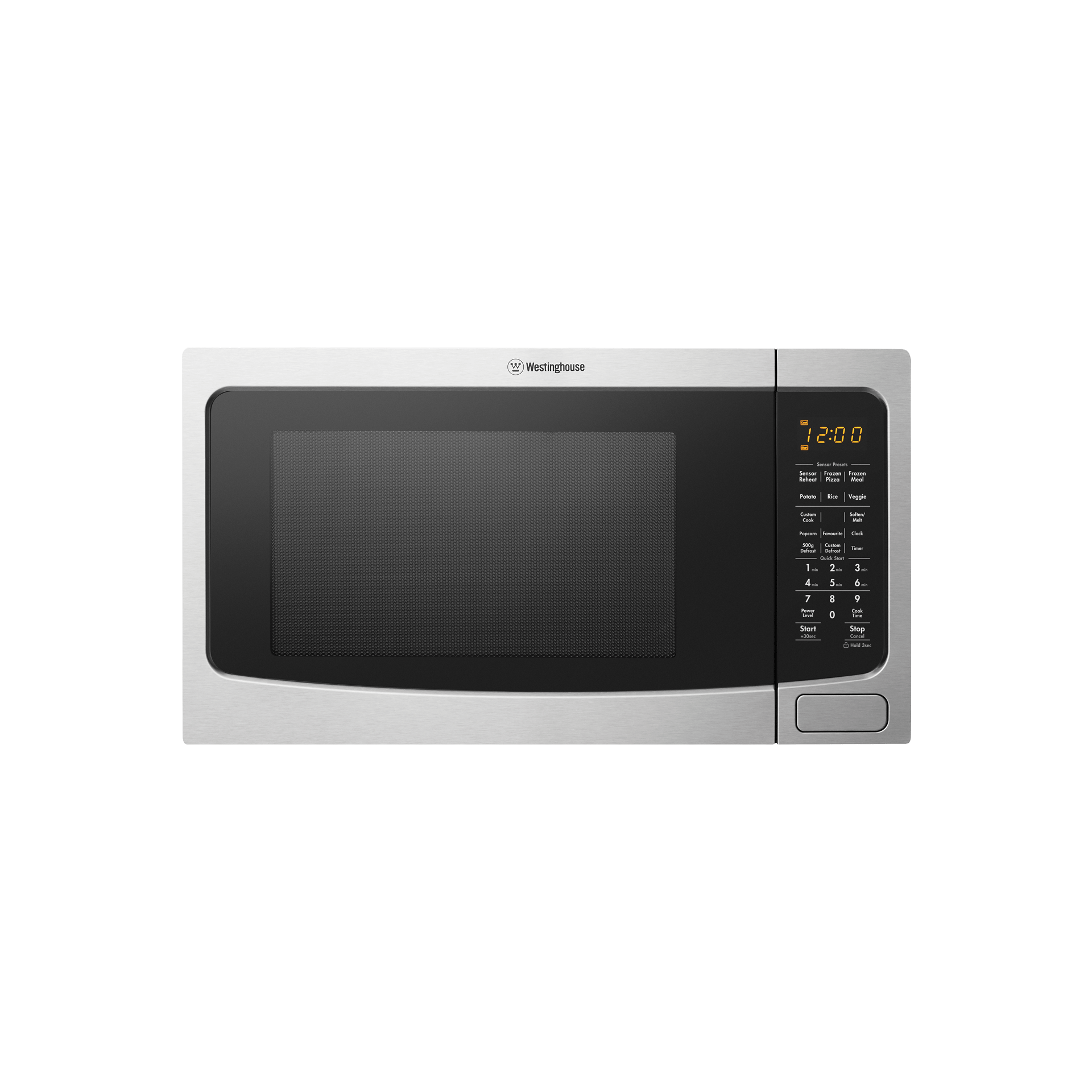 wmf4102sa 40l stainless steel microwave oven