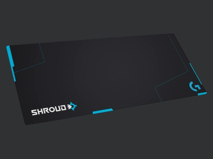 Logitech G840 Extra Large Xl Gaming Mouse Pad