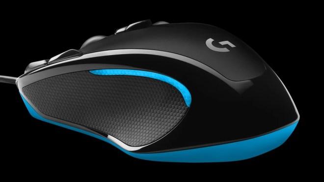 G300S Mouse óptico para juegos