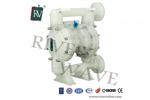 RV25 Diaphragm Pump (Full Plastic)