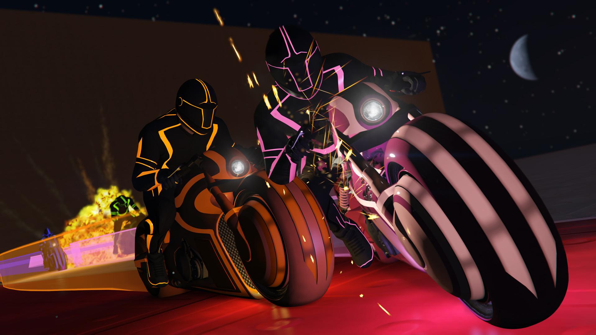 GTA V Update New DEADLINE Mode And Shotaro Bike And More