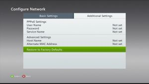 After Resetting Your Network Settings To Default You May