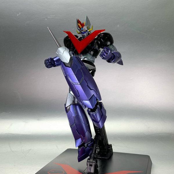 Metal Build鐵甲萬能俠2號 【開箱】尖銳造型 - ezone.hk - 遊戲動漫 - 動漫玩具 - D190426