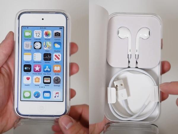 Apple iPod touch 第 7 代開箱!跑分測試遠勝上代 - ezone.hk - 科技焦點 - 數碼 - D190530