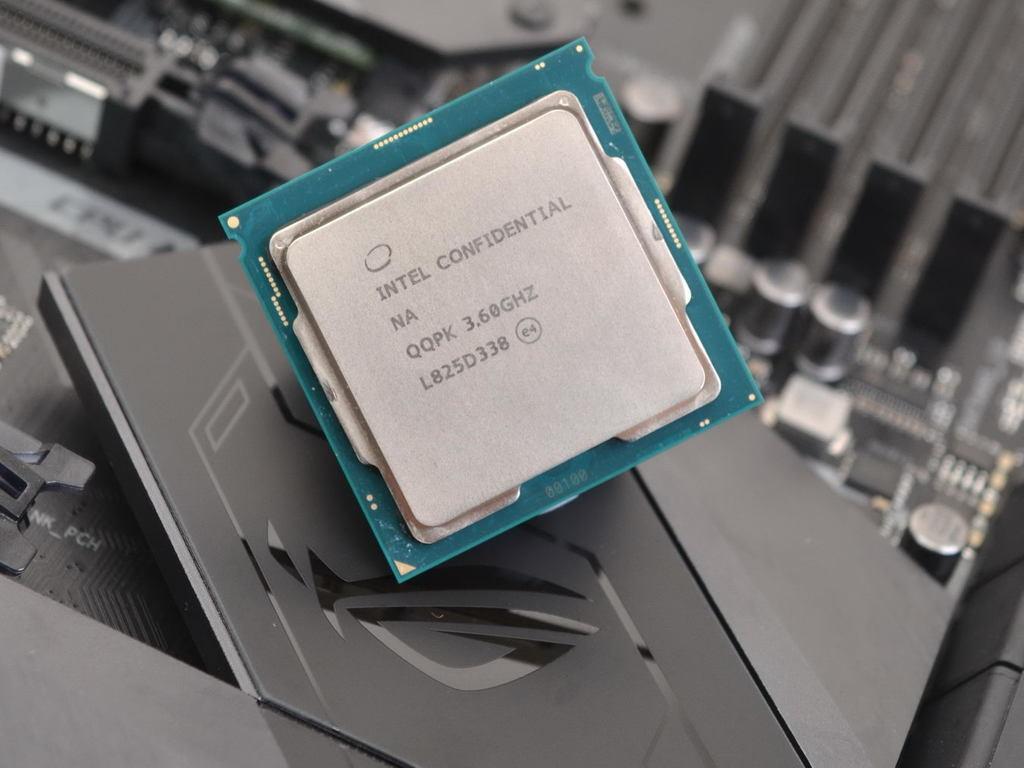 Intel 第九代 Core 處理器!八核 Core i7-9700K 實測! - ezone.hk - 教學評測 - 新品測試 - D181019
