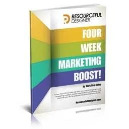 Four Week Marketing Boost