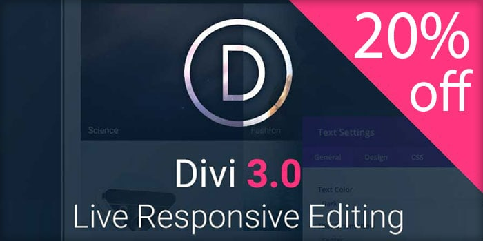 Divi 3.0 May Cost Us Our Web Design Jobs