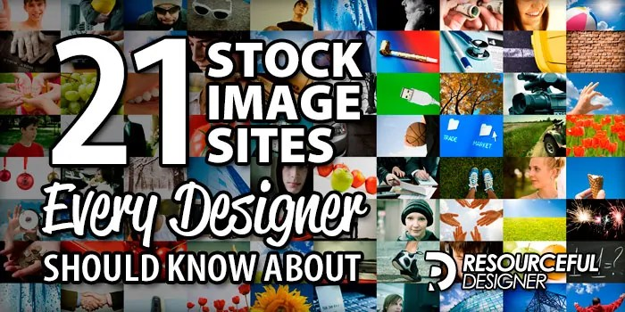 21 Stock Images Sites Every Designer Should Know About