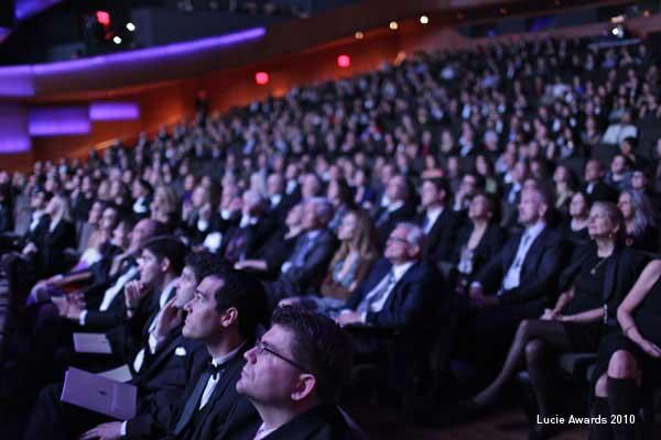 lucie-awards, lucie-foundation, hossein-farmani, robert-leslie, photography, award-show