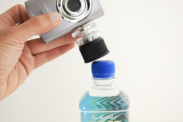 bottle-cap-tripod, photojojo, wish-list, gifts-for-photographers