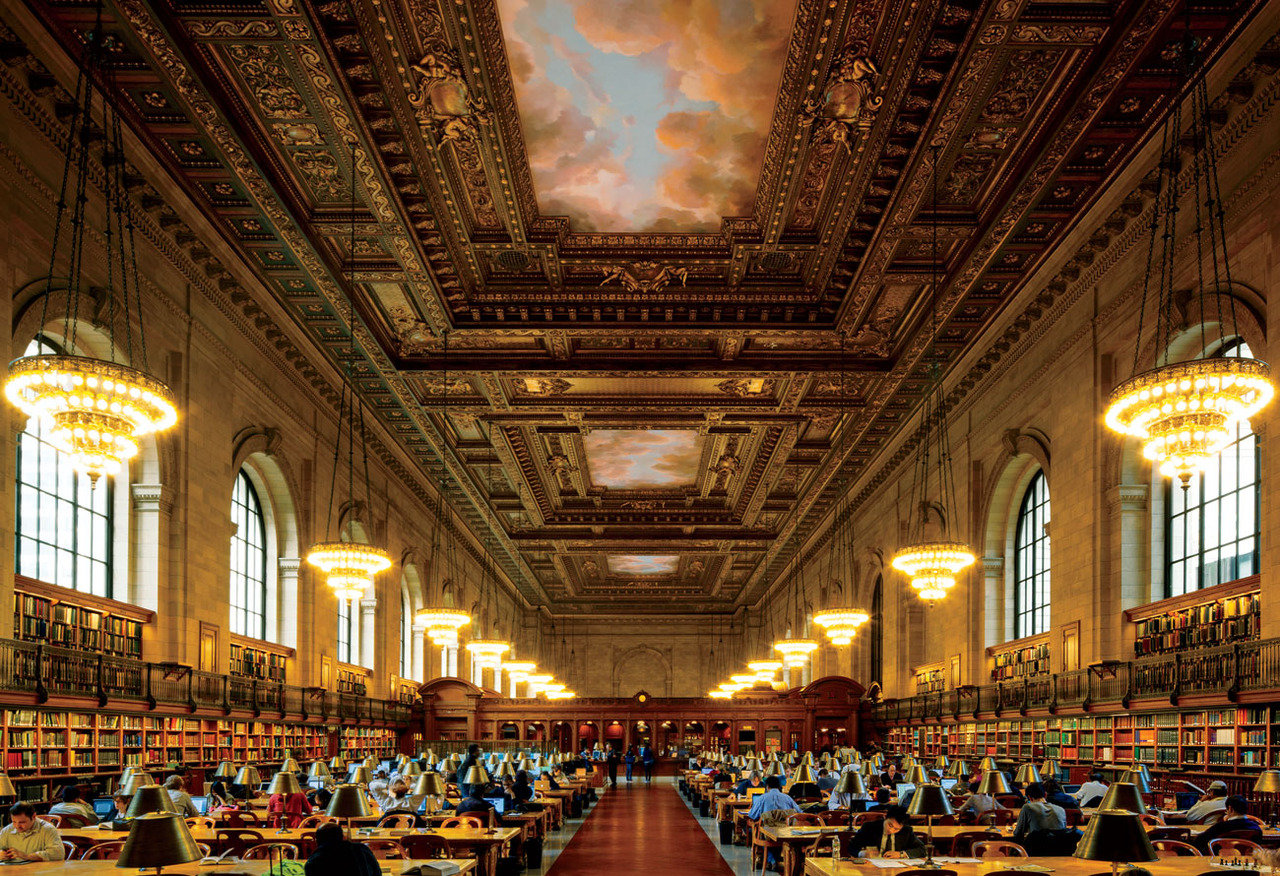 The New York Public Library Releases Pieces Of History For