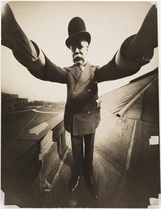 Recovered Photo Reveals the 100-Year History of the Selfie