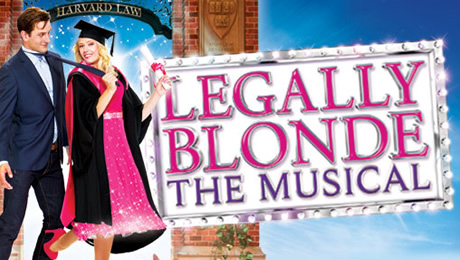 Legally Blonde The Musical Tickets at New Wimbledon Theatre,