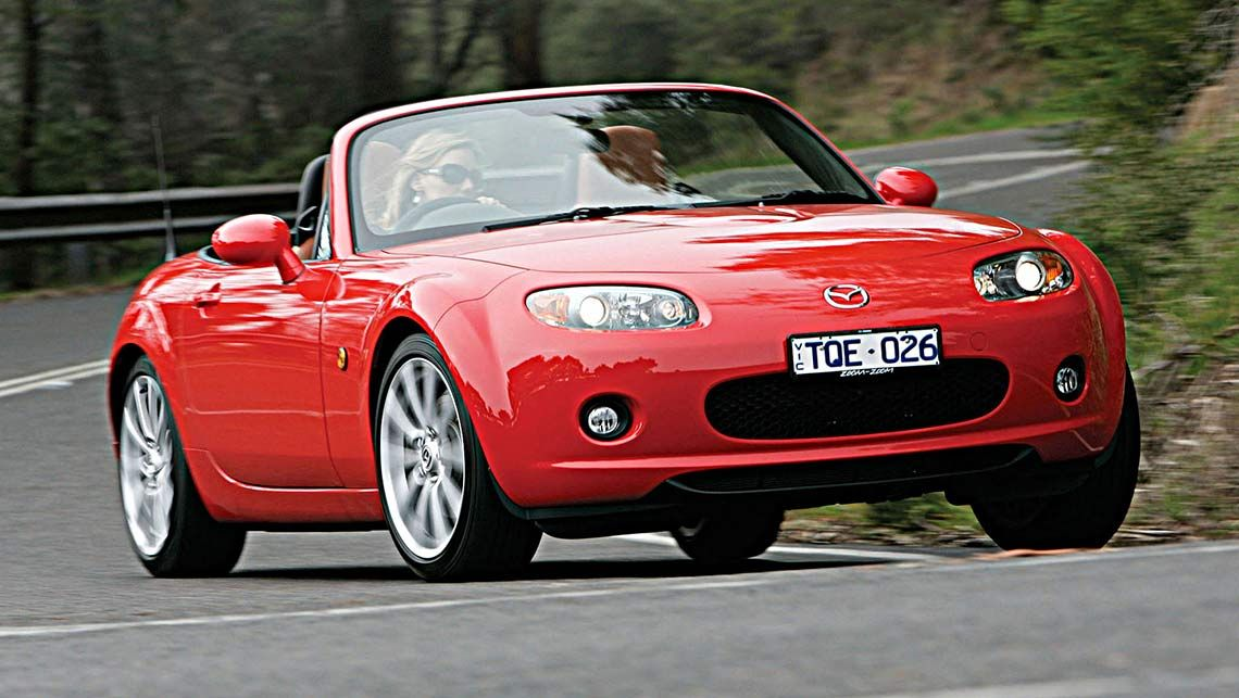 Mazda Mx 5 Used Review 1989 2014 Carsguide