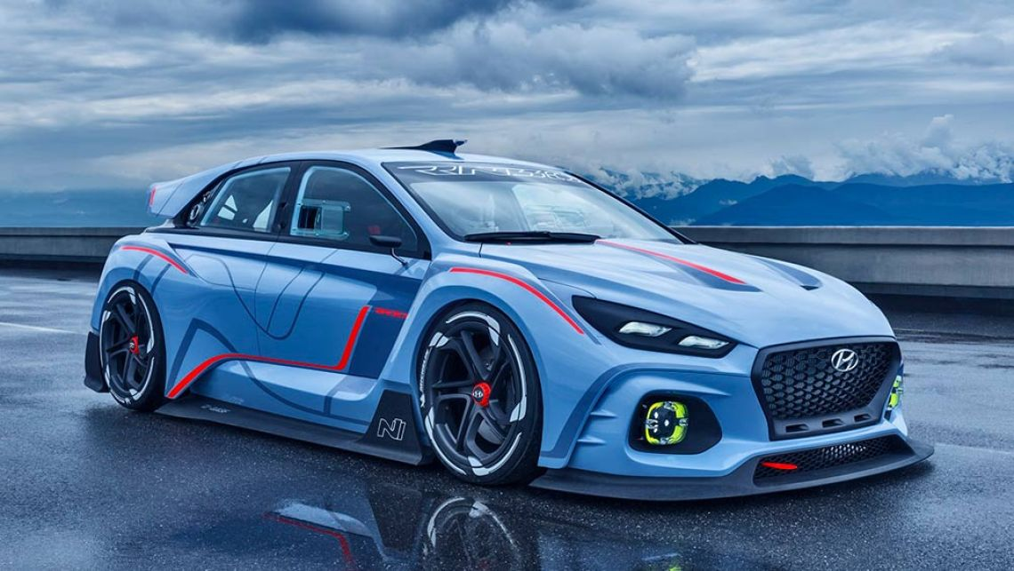 Production Hyundai RN30 Possible But Not Yet Car News