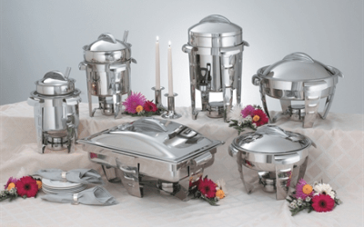 All About Chafing Dishes
