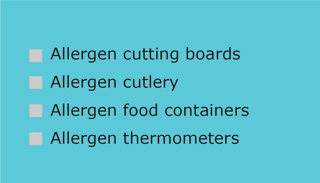 Central Graphic Allergen-Free Supplies