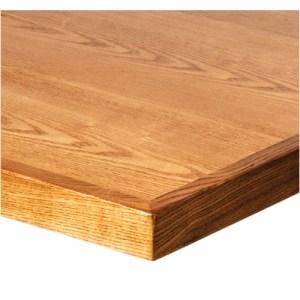 wood veneer top