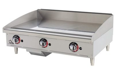 How to Clean Commercial Griddles